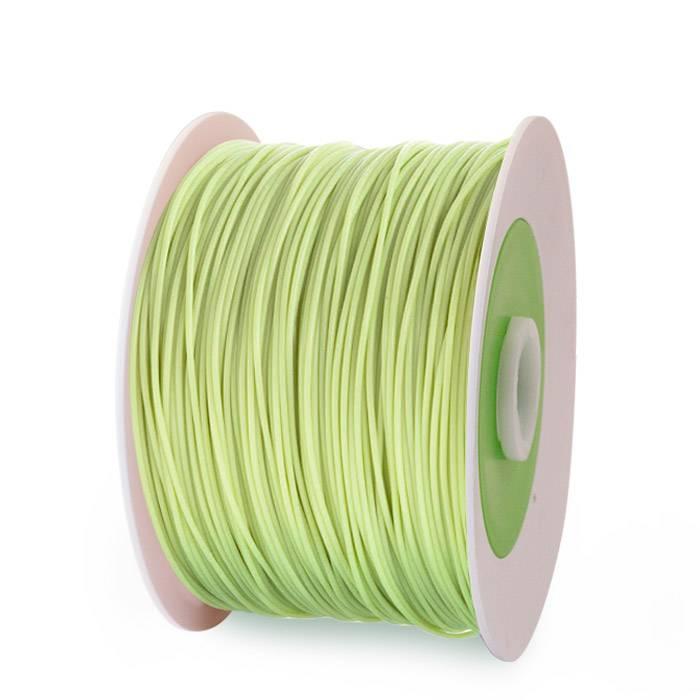 EUMAKERS 1,75 mm PLA filamento, Verde acqua
