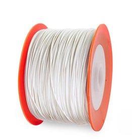EUMAKERS 2,85 mm PLA filamento, Bianco