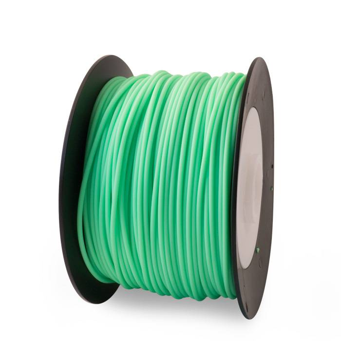 EUMAKERS 1.75 mm PLA filament, Fluorescent Green