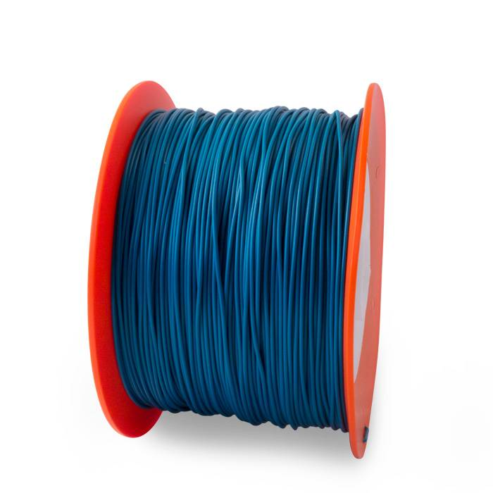 EUMAKERS 1.75 mm PLA filament, Cerulean Blue
