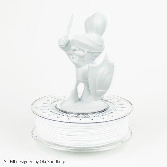 ColorFabb 2,85 mm XT-COPOLYESTER filamento, Bianco