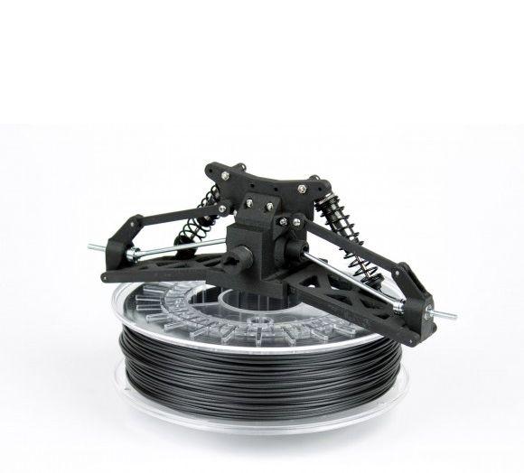 ColorFabb 1.75 mm XT-CF20 carbon fiber filament, Black