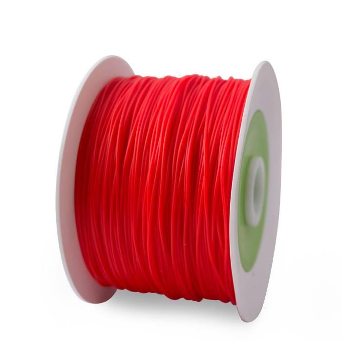 EUMAKERS 1,75 mm PLA filamento, Rosso