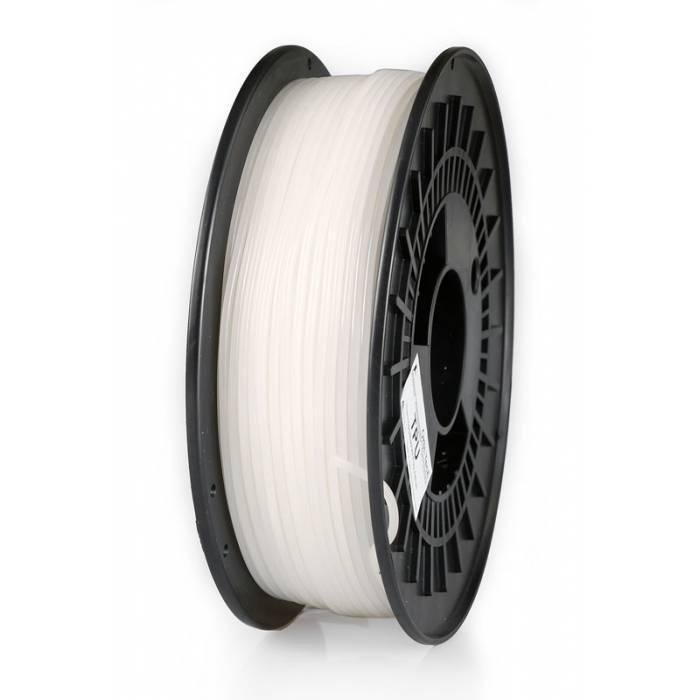Orbi-Tech 2,85 mm TPU filamento gommoso, Bianco naturale
