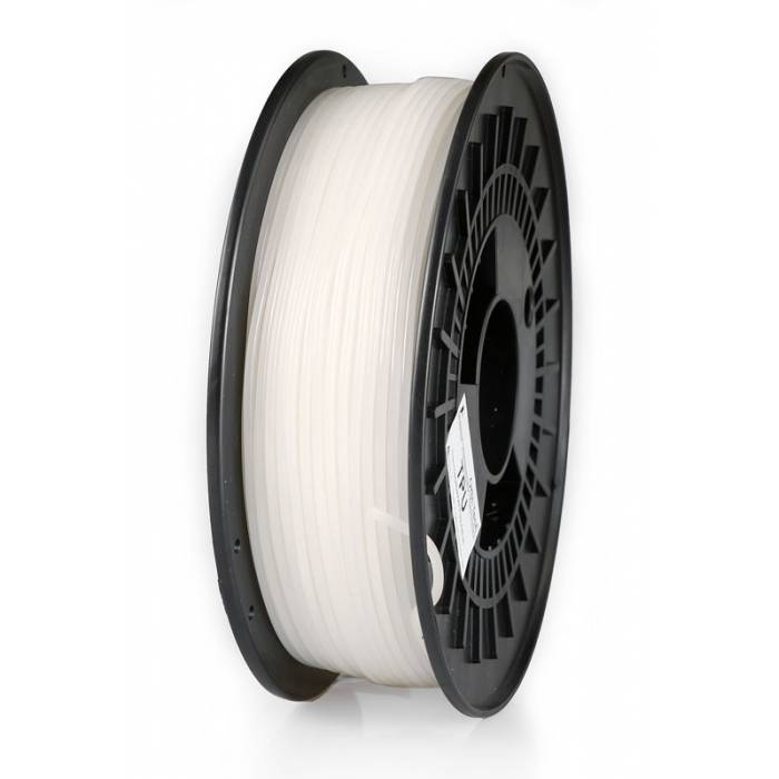 Orbi-Tech 2.85 mm TPU rubber‑like filament, Natural White
