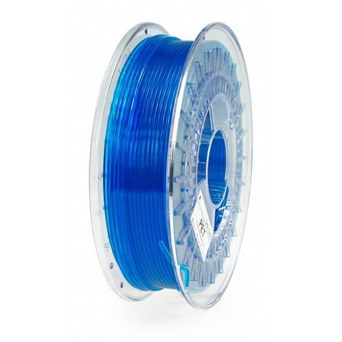 Orbi-Tech 1,75 mm PET filamento, Blu trasparente