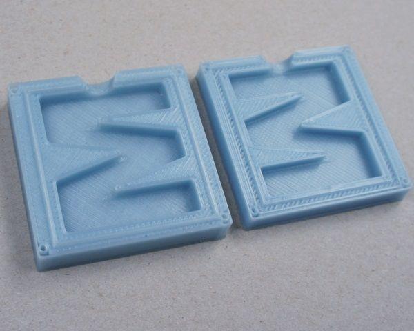 Lay Filaments 1.75 mm MoldLay wax-like filament, Blue
