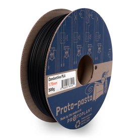 Proto-pasta 1.75 mm Conductive PLA filament, Black