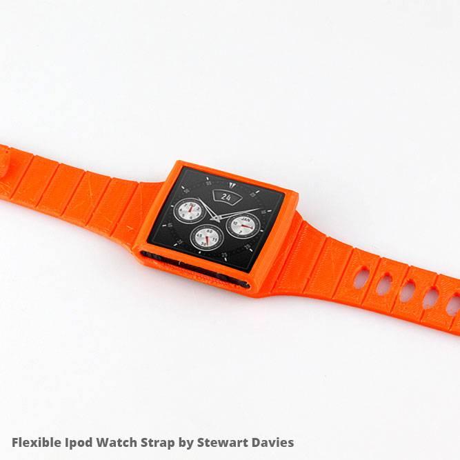 NinjaTek 3 mm NinjaFlex flexible filament, Lava orange