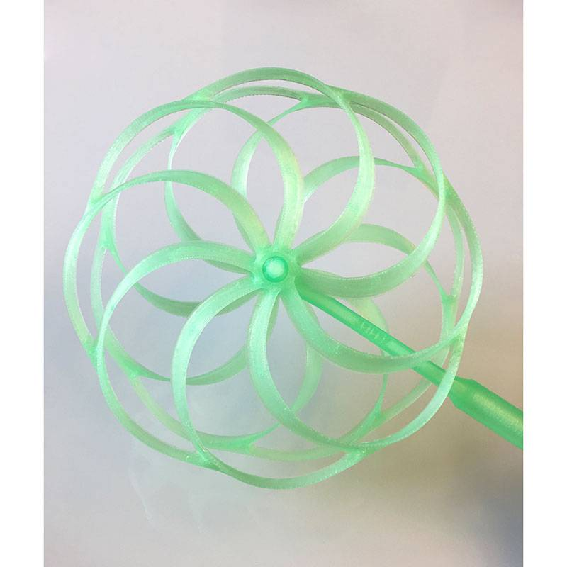 feelcolor 2,85 mm PLA filamento, Verde fluo