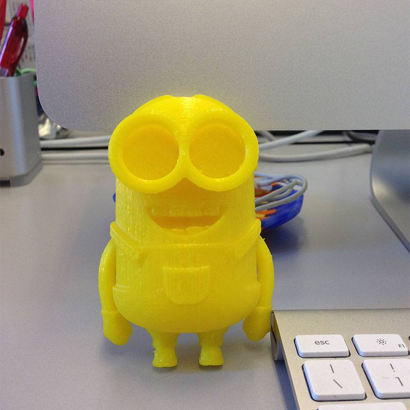 feelcolor 2,85 mm PLA filamento, Giallo limone