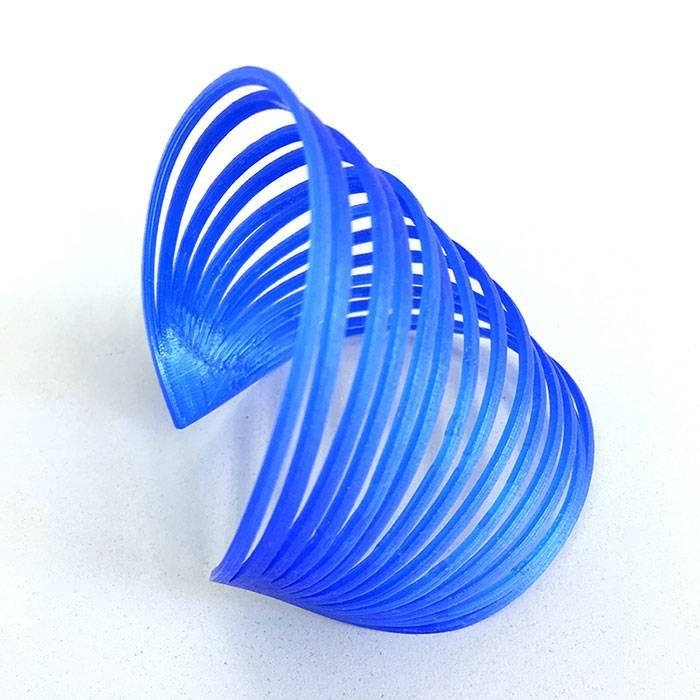 EUMAKERS 1.75 mm PLA filament, Indigo