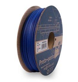 Proto-pasta 1.75 mm Matte Fiber HTPLA filament, Blue