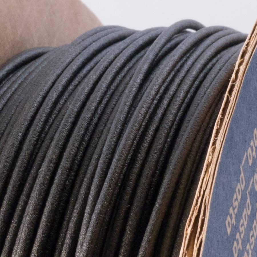 Proto-pasta 1.75 mm Matte Fiber HTPLA filament, Black