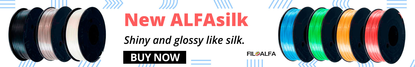 silk PLA effect