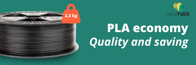 Colorfabb big spools 3d filaments