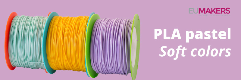 Eumakers PLA filaments