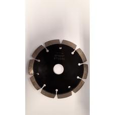 Gevelprof Gevelprof voegenslijpschijf 125mm, 3mm dik