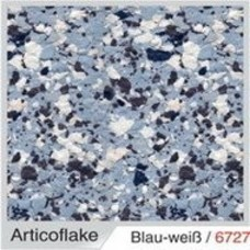 Remmers Articoflake Blauw-Wit