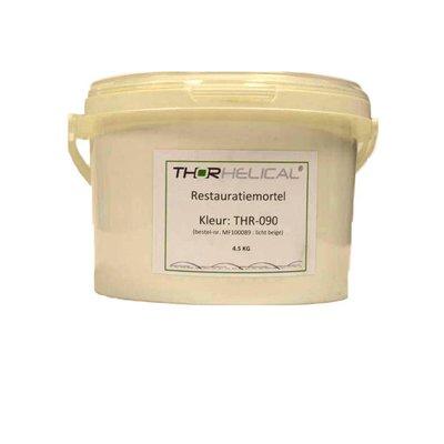 Thor Helical Restauratiemortel Op Kleur 4,5 kg