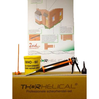 Thor Helical Thor Helical Scheurherstel set kompleet