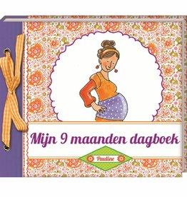 Pauline Oud Mijn 9 maanden dagboek - Pauline Oud