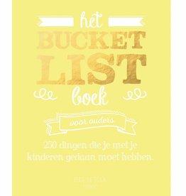 Bucketlist Boek voor Ouders - Elise de Rijck
