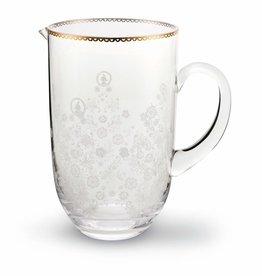 Pip Studio Kan 1,7L Floral (glas) - Pip Studio