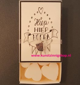 How Lovely Soap in a Box - Hiep Hiep Hoera