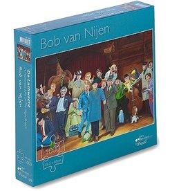 "Puzzel ""De Lachtwacht"" Bob van Nijen 48,5x68cm / 1000 pcs"