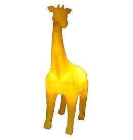 House of Disaster Origami Lamp Giraffe geel - House of Disaster