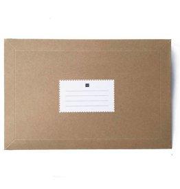 LIV 'N TASTE Envelop van Karton - LIV 'N TASTE