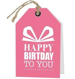 Wenskaart Happy Birthday to You - Rebel30