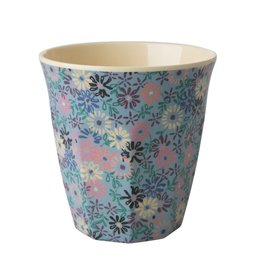 Rice Beker Melamine met Small Flower print - Rice
