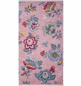 Pip Studio Handdoek Berry Bird 55x100cm roze - Pip Studio