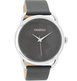 OOZOO Horloge grijs 42mm C9163 - OOZOO