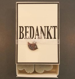 How Lovely Soap in a Box - Bedankt