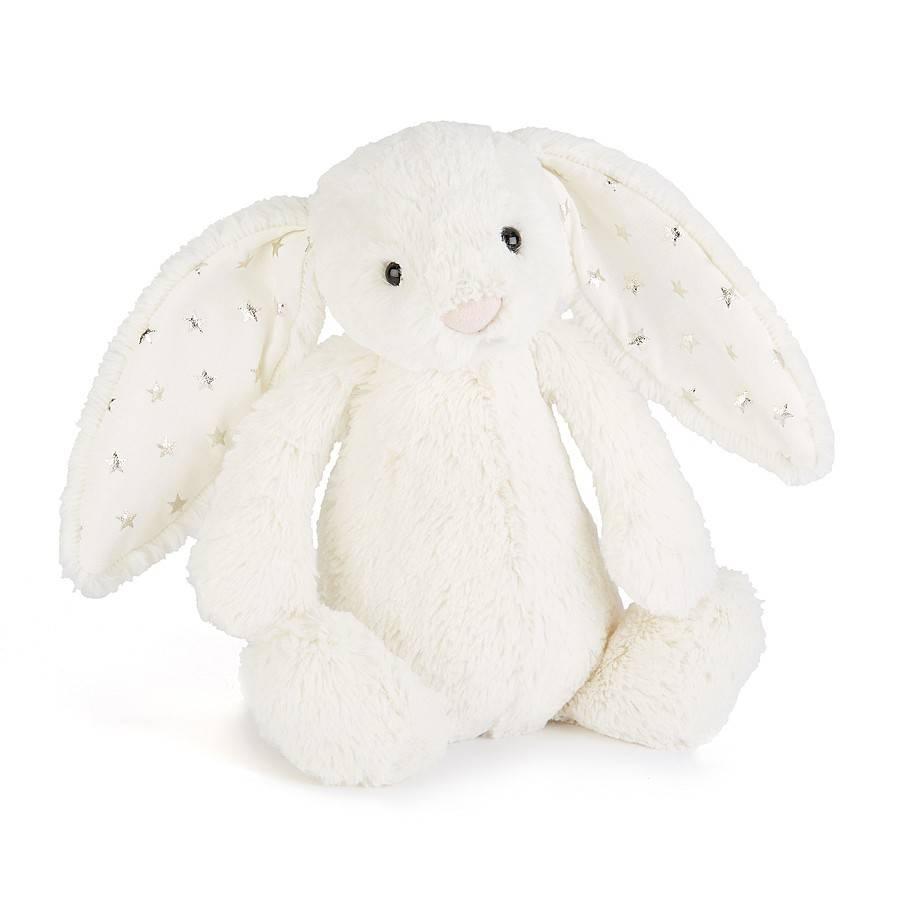 Jellycat Knuffel Konijn Bashful Twinkle Bunny M - Jellycat