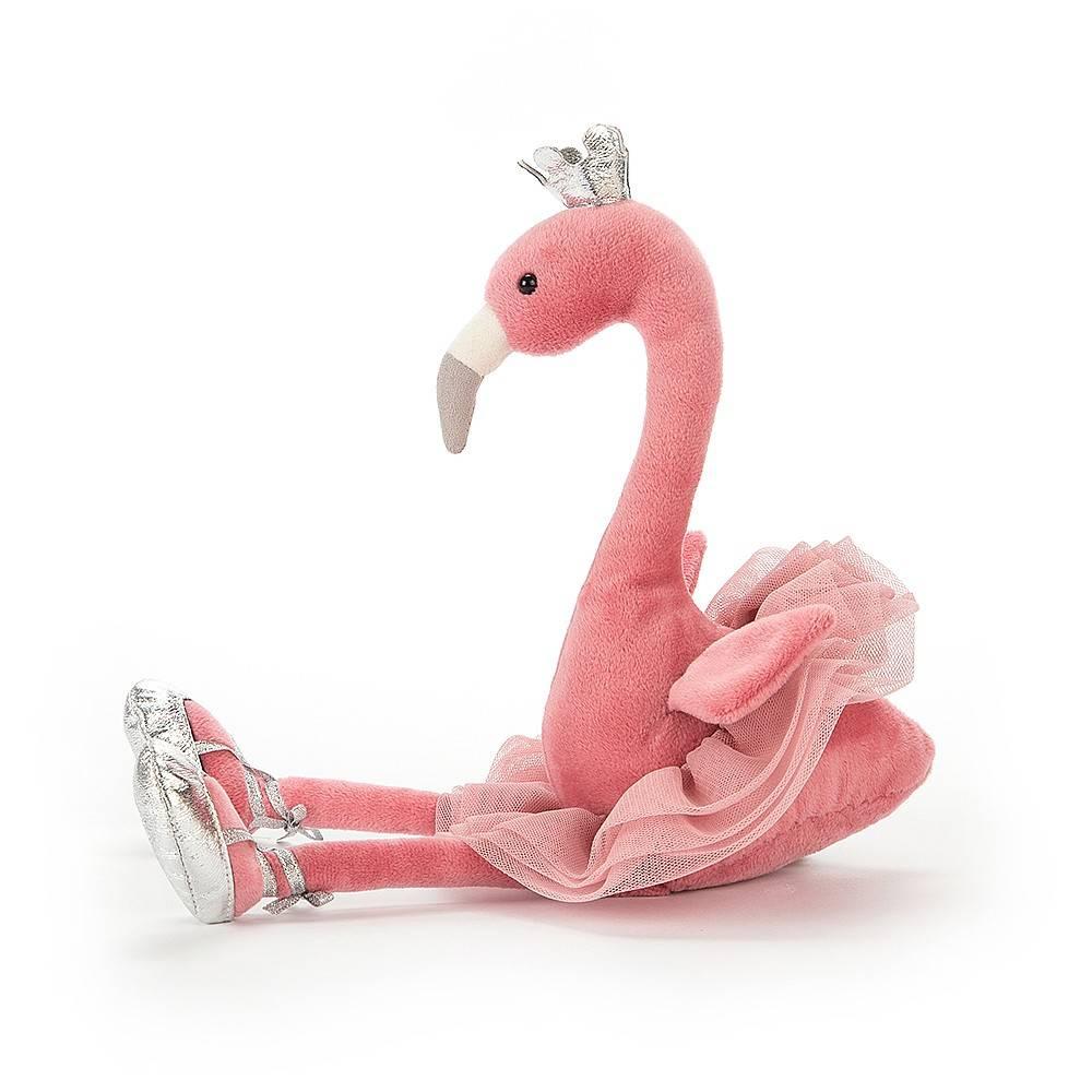 Jellycat Knuffel Fancy Flamingo - Jellycat
