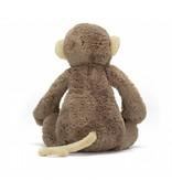 Jellycat Knuffel Aap Bashful Monkey M - Jellycat