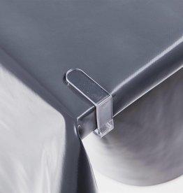 Tafelkleedklemmen PVC Transparant 4 stuks - 2lif
