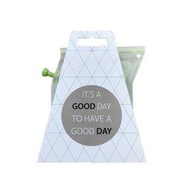 LIV 'N TASTE It's a Good Day to have A Good Day - TeaBrewer Gift