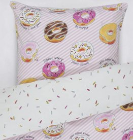 Blond Amsterdam Kussensloop Donuts 60x70cm - Blond Amsterdam