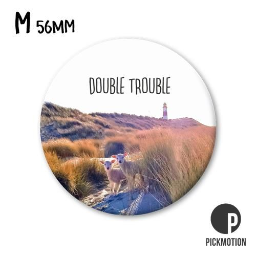 Magneet Pickmotion 56 mm Double Trouble