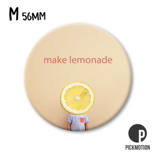 Magneet Pickmotion 56 mm Make Lemonade
