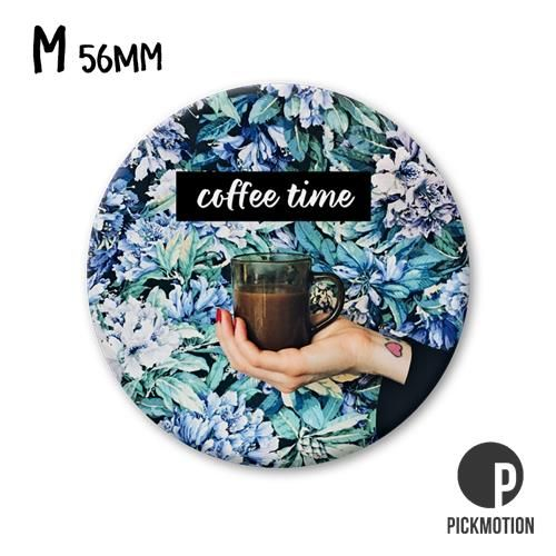 Magneet Pickmotion 56 mm Coffee Time