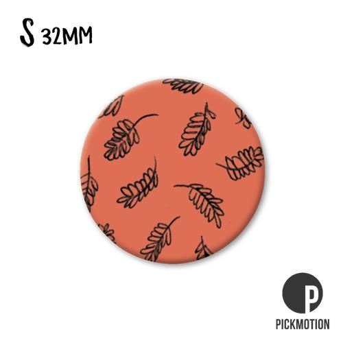 Magneet Pickmotion 32 mm Patroon Veren