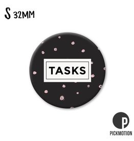 Magneet Pickmotion 32 mm Quote Tasks