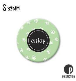 Magneet Pickmotion 32 mm Enjoy