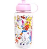 Blond Amsterdam Unicorn Bidon 1 Liter licht roze - Blond Amsterdam